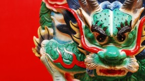 Singapore dragon