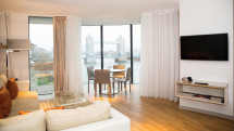 Two-bed apartment at Cheval Three Quays in London