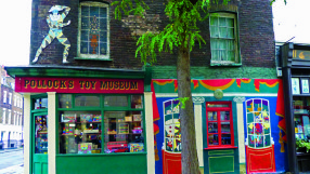 Toy Museum London Fitzrovia