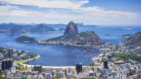 Rio and Sugarloaf mountain