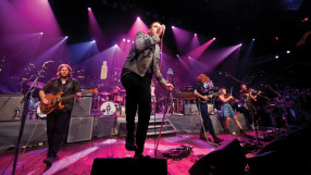 Arcade Fire play at Austin's South by Southwest Festival
