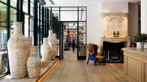 Firmdale's Ham Yard hotel in London