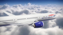 BA Dreamliner