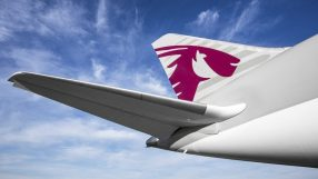 Qatar Airways Boeing 787-8 Dreamliner