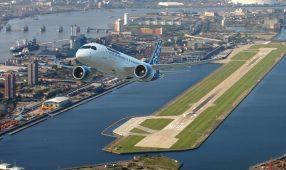 Bombardier CS100 LCY