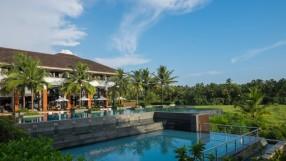 Alila Diwa Goa - Exterior - Infinity Pool