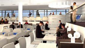 Helsinki Airport Via Lounge