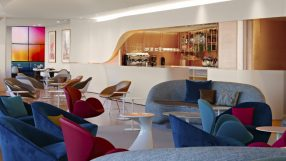 Virgin Atlantic LA Clubhouse