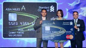 Asia Miles Standard Chartered credit card