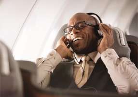 Lufthansa New Inflight Entertainment