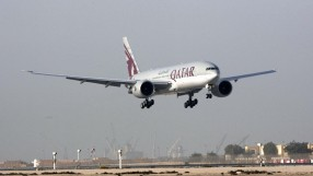 Qatar Airways 2nd Boeing 777-200 Long Range aircraft arrives in Doha