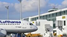 Lufthansa A320 Munich Satellite 2