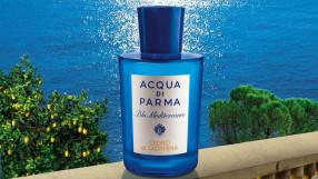 Acqua di Parma's Blu Meditteraneo Cedro di Taormina fragrance