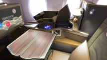 China Airlines Premium Business 1