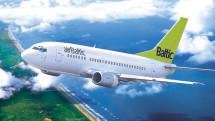 Air Baltic B737