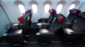 Air Canada Boeing 787-8 Dreamliner Premium Economy Class