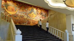 Anantara Siam Bangkok Grand Staircase