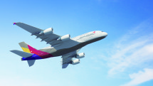 Asiana Airlines Airbus 380
