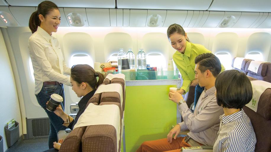 Flight Check Jin Air B777 200 Jini Plus Business