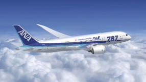 All Nippon Airways Boeing 787-8 Dreamliner