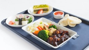British Airways pre-order meals