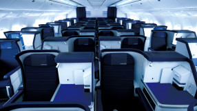 All Nippon Airways Boeing B777-300ER Business Class