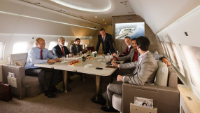 Emirates Executive private jet