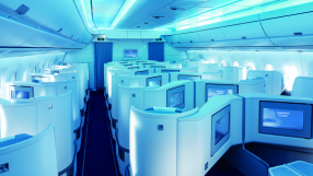 Finnair A350 XWB business class