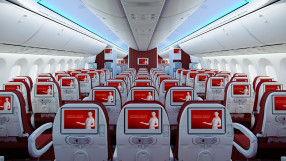 Hainan Airlines Boeing 787-8 Dreamliner Economy Class