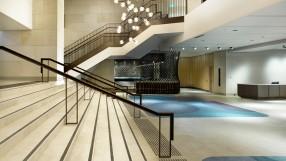 Hyatt Regency Sydney lobby