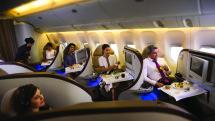 Jet Airways A330-200 Premiere class