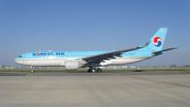 Korean Air Airbus 330-200