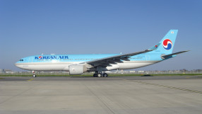 Korean Air Airbus 330-200