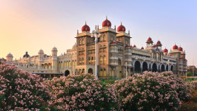 Mysore Palace, India