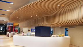 Ozo Wesley Hong Kong lobby