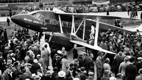 Gatwick airport 1936