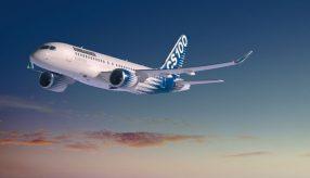 Bombardier generic-CS100