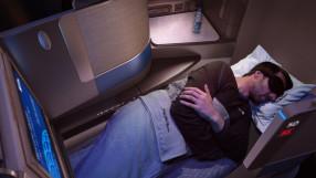 Sleeping on United Polaris
