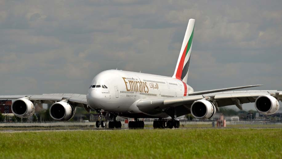 Emirates To Go All A380 On Manchester Route Business