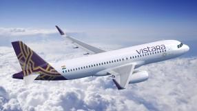 Vistara Airbus 320