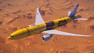C3-PO ANA Jet