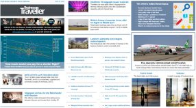 Business Traveller newsletter