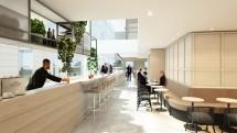 Qantas Brisbane International Premium Lounge