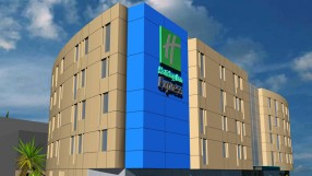 Holiday Inn Express : Mexico Aeropuerto