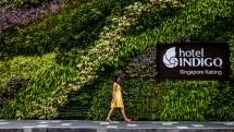 Hotel Indigo Singapore Katong - Entrance