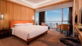 Hyatt Regency Shanghai Wujiaochang King Guestroom