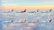 I fly A380