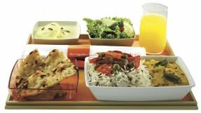 JetAirways inflight meal