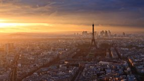 Paris skyline - image provided by IHG