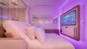Yotel Air Premium Cabin